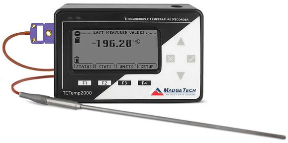 LNDS - đo ghi hiển thị nhiệt độ nitơ lỏng